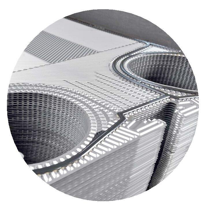 Пластины теплообменника SWEP (Росвеп) GL-205P Юрга Пластинчатый теплообменник Sondex S200 Одинцово