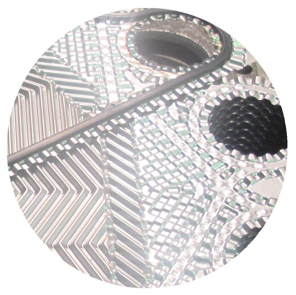 Пластины теплообменника SWEP (Росвеп) GC-60S Каспийск Подогреватель высокого давления ПВД-550-37-4,5 Каспийск