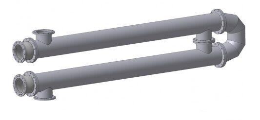 Кожухотрубные теплообменники типа ввп QUICKSPACER 716 - Анаэробный герметик для резьбовых соединений Химки